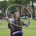 About Hula Hooping