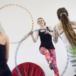 Hula Fit Exercise Class