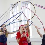 hula-hooping-hen-party