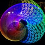 led-hula-hoop-performance