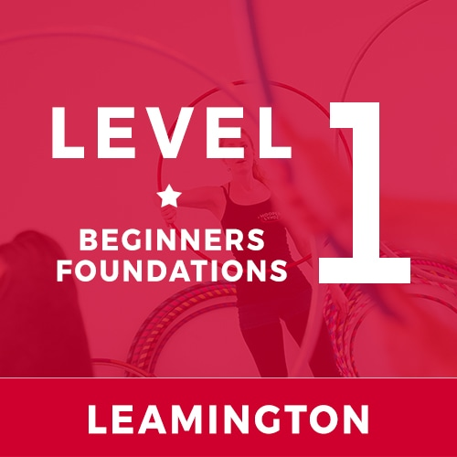 Level 1 - Beginner Product - Leamington