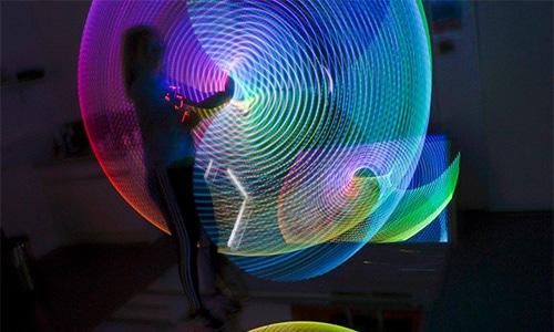 Hooper Hoops - LED glow hoops