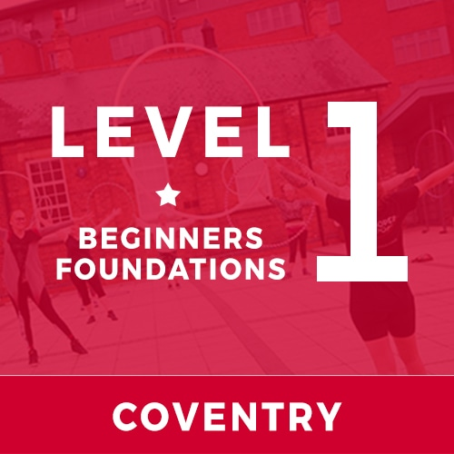 Level 1 - Beginner - Coventry - Product