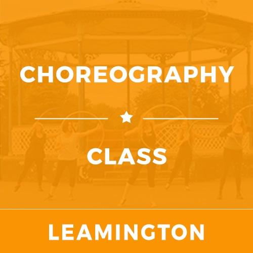 Choreography Class - Leamington